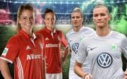 Fußball / Allianz Frauen-Bundesliga