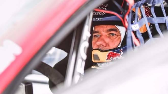 Sebastien Loeb kehrt zumindest für einen Test in ein aktuelles WRC-Auto zurück