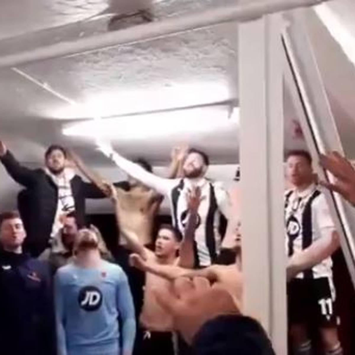 Nach Pokal-Sensation: Englischer Sechstligist geht mit Welthit viral