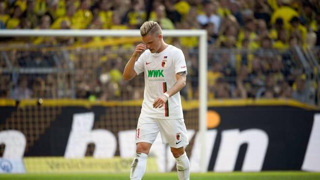 Philipp Max sitzt gegen Mainz nur auf der Bank