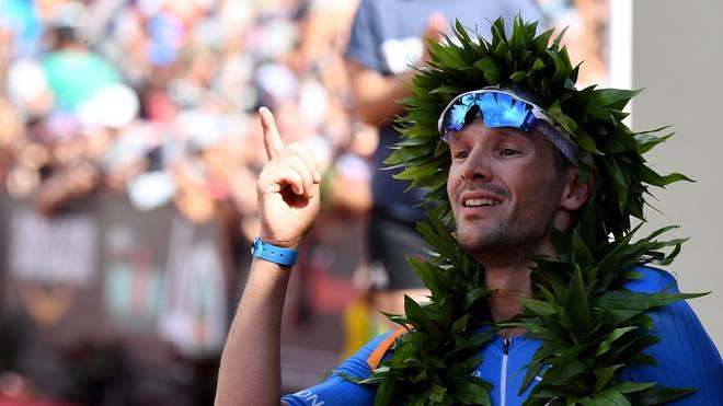 Patrick Lange feierte beim Ironman auf Hawaii seinen zweiten Titel in Folge