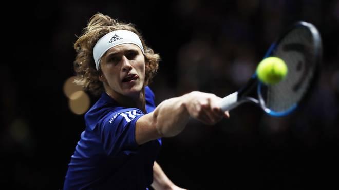 Alexander Zverev wurde für seine Absage beim Davis Cup viel kritisiert