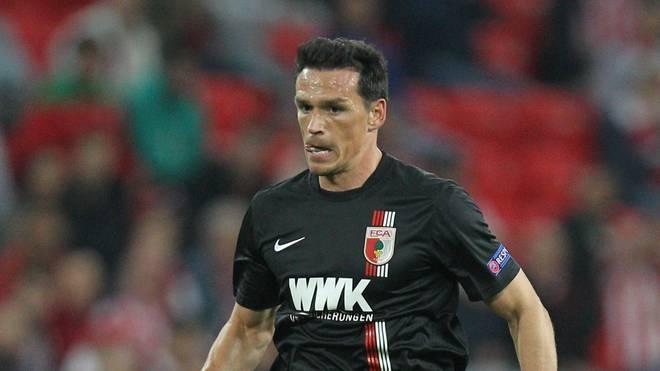 Piotr Trochowski erzielt sein erstes Tor für den FC Augsburg