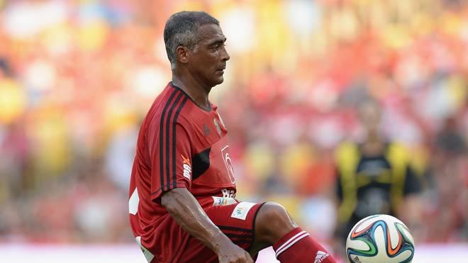 Romario bleibt der WM-Jubiläumsfeier der Brasilianer fern