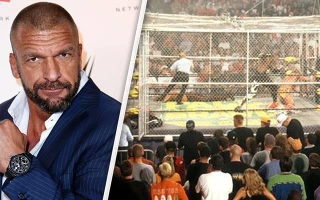"Triple H führt bei WWE den WCW-Klassiker ""War Games"" wieder ein"