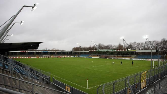 Der SV Wilhelmshaven trägt seine Heimspiele im Jadestadion aus