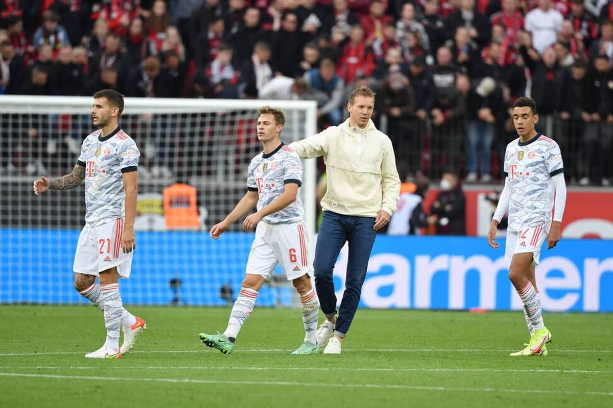 Joshua Kimmich ist einer der Garanten beim FC Bayern und in der Nationalmannschaft, fehlt aber auf der Shortlist zum Ballon d'Or. Bei SPORT1 äußern sich der Routinier und Julian Nagelsmann dazu.