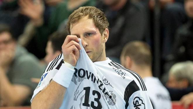 Steffen Weinhold droht das Final Four zu verpassen