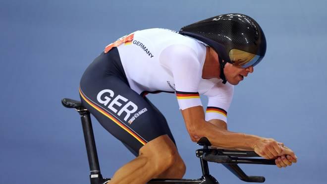 Roger Kluge liegt gemeinsam mit Marcel Kalz an der Spitze