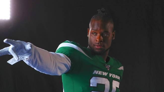 Le'Veon Bell spielt in der neuen Saison für die New York Jets