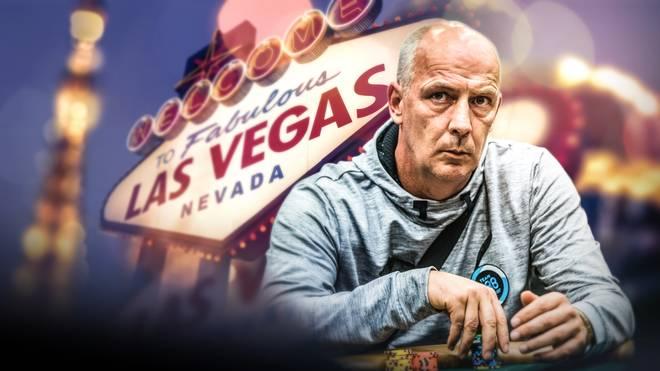 Mario Basler räumte bei der Poker-WM in Las Vegas ab