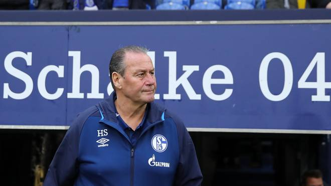 Huub Stevens ist als Nachfolger von Domenico Tedesco bei Schalke am Ruder