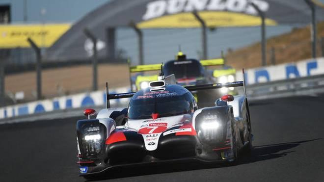 Gegenüber ByKolles und Co. ist Toyota in Le Mans erneut im Distanzvorteil