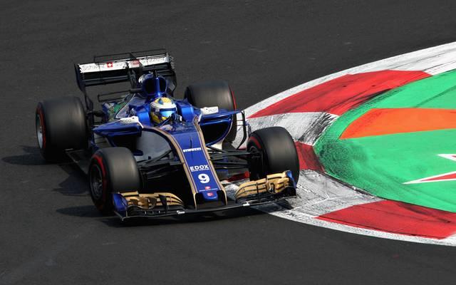 Marcus Ericsson fährt seit 2015 für Sauber