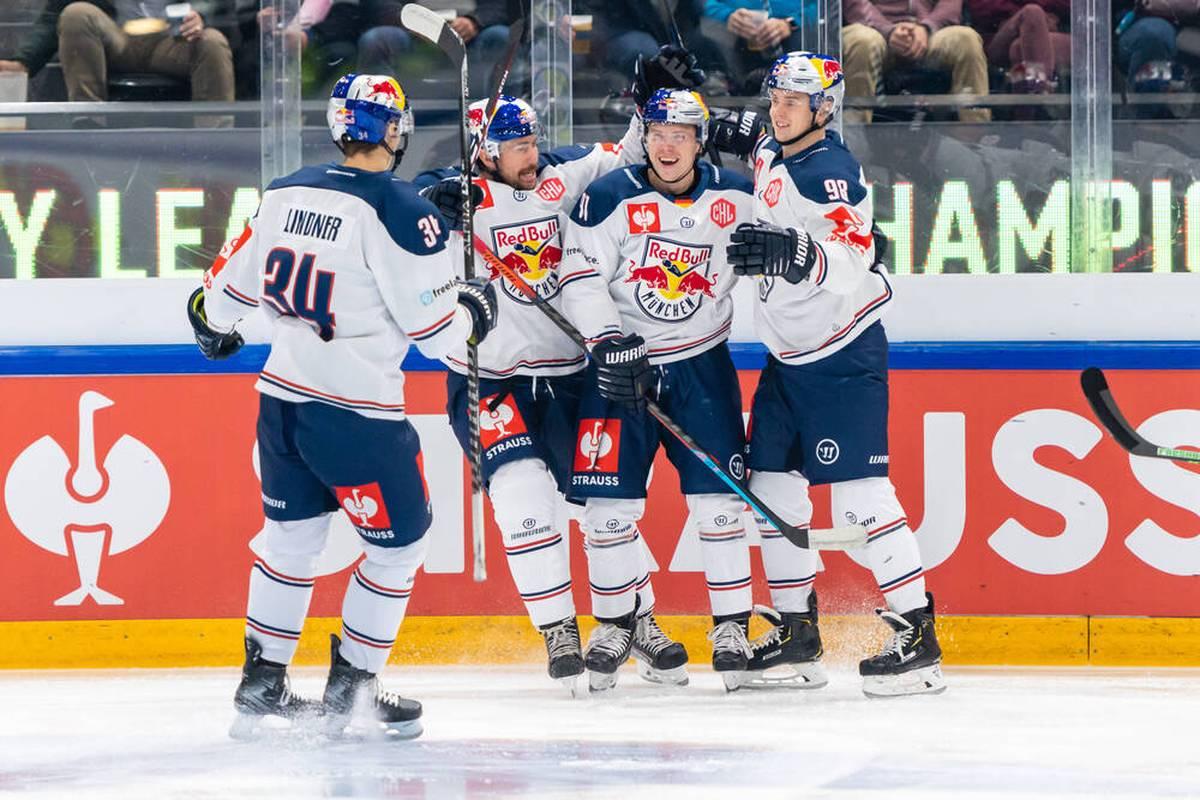 In der Champions Hockey League zeigen die DEL-Klubs, dass man mit der europäischen Spitze mithalten kann. Früher belächelt, lassen deutsche Teams nun immer öfter Teams aus Top-Ligen hinter sich.