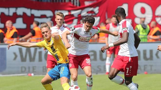 Energie Cottbus reichte ein Unentschieden in Braunschweig nicht zum Klassenerhalt