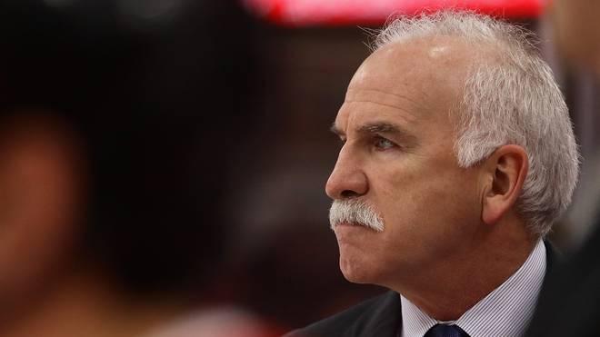 NHL: Joel Quenneville neuer Chefcoach der Florida Panthers, Los Angeles Kings v Chicago Blackhawks