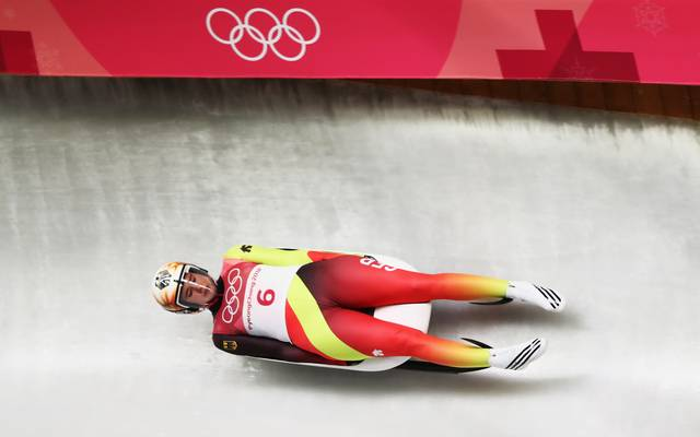 Luge - Winter Olympics Day 3