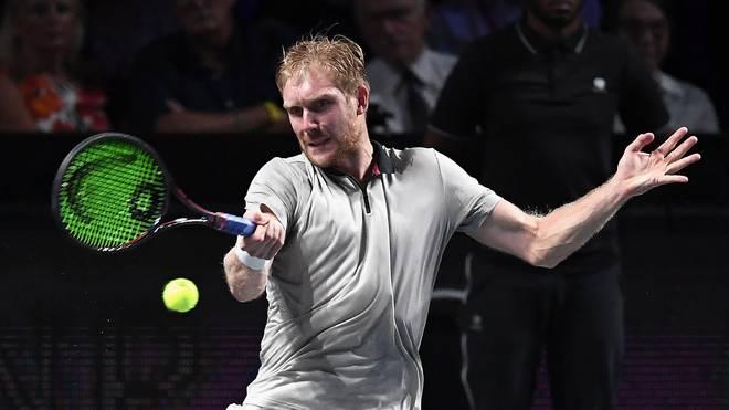 Tennis: Matthias Bachinger schlägt Verdasco und steht im Viertelfinale