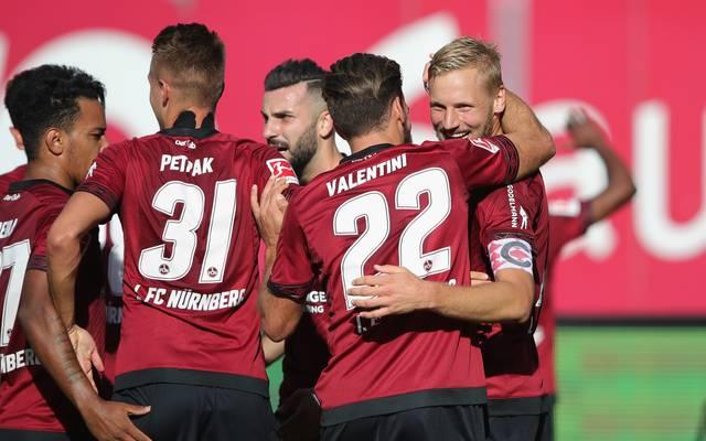 1. FC Nuernberg v Fortuna Duesseldorf - Bundesliga