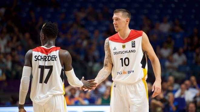 Daniel Theis wird in der NBA gegen Kumpel Dennis Schröder spielen