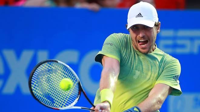 Mischa Zverev ist die Nummer 55 der Weltrangliste