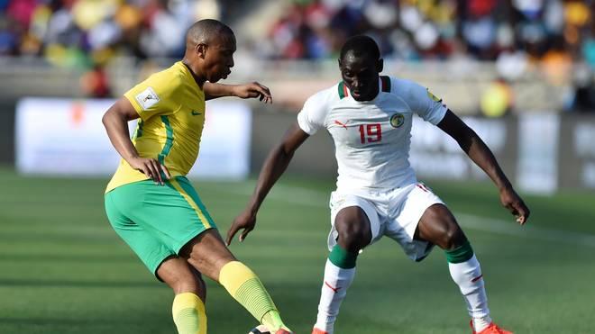Südafrika und der Senegal müssen in der WM-Quali noch einmal gegeneinander antreten