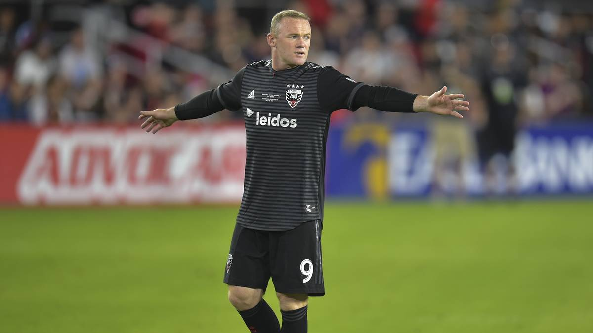Mega-Aktion von Rooney beschert Washington Last-Minute-Sieg