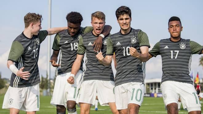 Turkey v Germany - UEFA U17 Elite Round