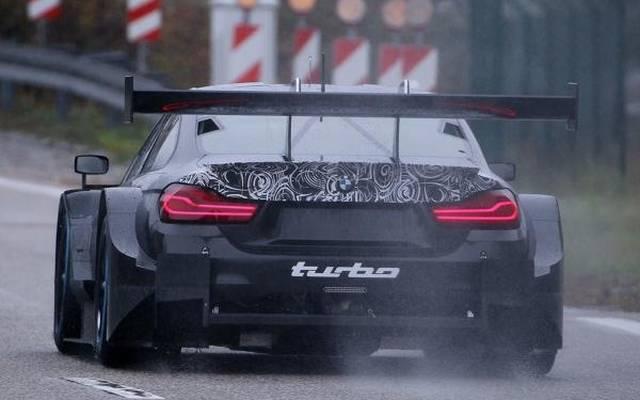 Bruno Spengler fuhr die ersten Meter im Turbo-M4