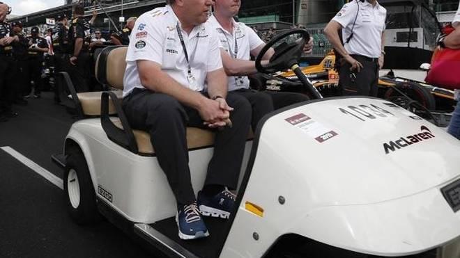 Zak Brown will die Indy-500-Pleite unbedingt wiedergutmachen