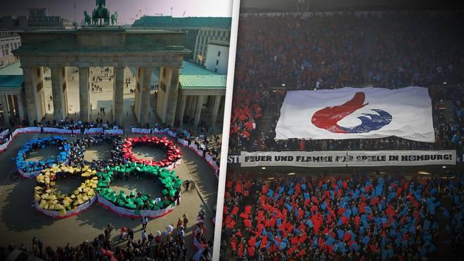 Hamburg Olympische Spiele