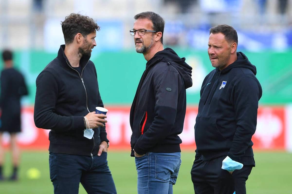 Sucht Hertha BSC doch bereits nach einem Ersatz für Pal Dardai? Laut einem Medienbericht traf sich Fredi Bobic vor einiger Zeit zumindest mit einem Trainer, um dessen Bereitschaft auszuloten.