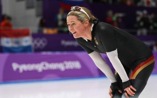 Eisschnelllauf-WM in Inzell: Claudia Pechstein verzichtet auf zwei Rennen, Claudia Pechstein startet bei der Heim-WM nur auf zwei Strecken