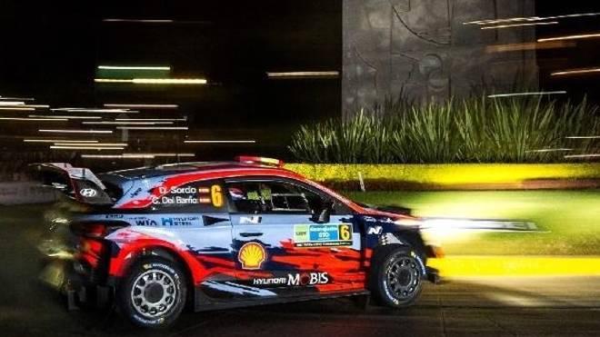 Die Zuschauerprüfung in Guanajuato wurde zum Fehlstart für die Rallye Mexiko