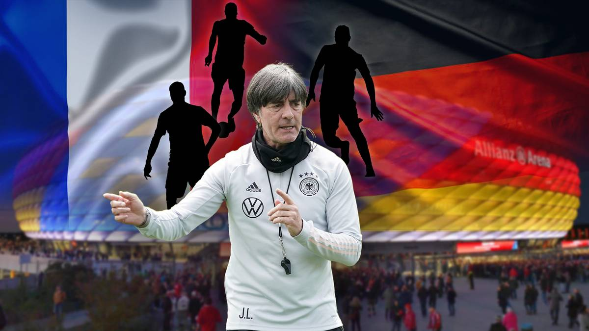 Es ist die große Frage vor dem ersten Gruppenspiel gegen Frankreich: Wie sieht sie denn jetzt aus, die erste Elf von Joachim Löw?