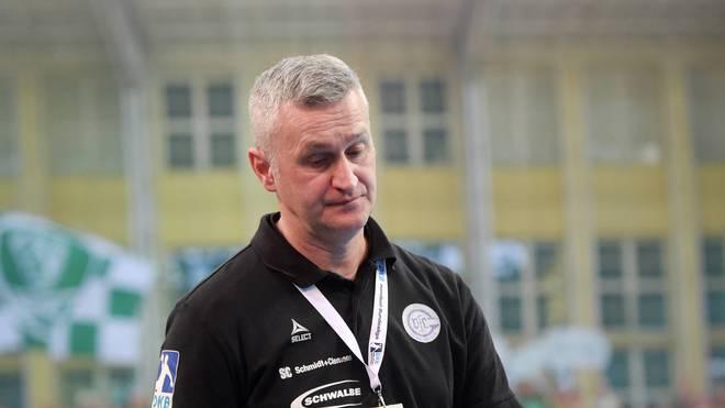 Handball: VfL Gummersbach entlässt Trainer Denis Bahtijarevic - Torge Greve kommt, Denis Bahtijarevic rettete den VfL Gummersbach in der letzten Saison vor dem Abstieg