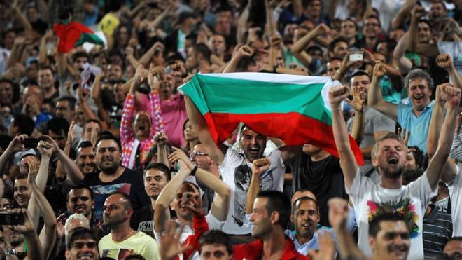 Bulgarien muss gegen Tschechien und England auf einen Teil seiner Fans verzichten