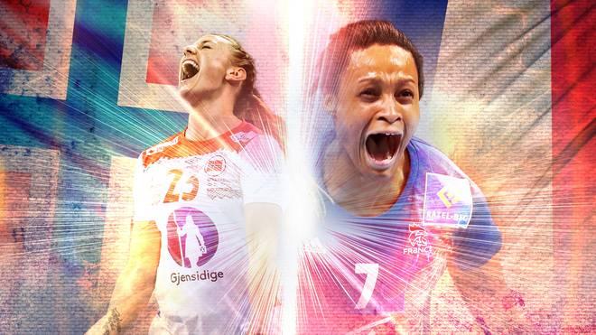 Norwegen und Frankreich bestreiten das WM-Finale