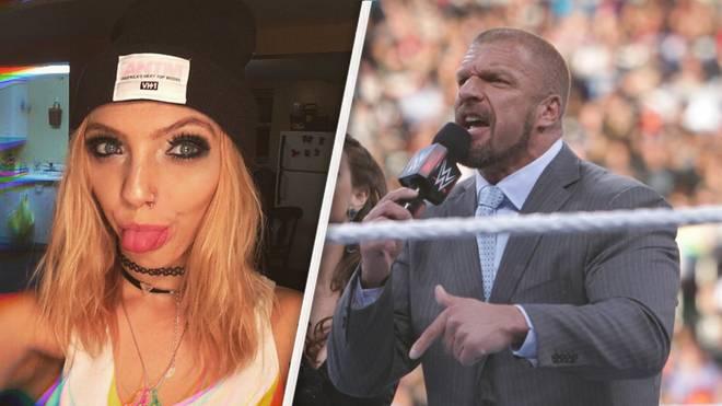Sängerin Hope Vista pfuschte WWE-Vorstand Triple H versehentlich ins Handwerk