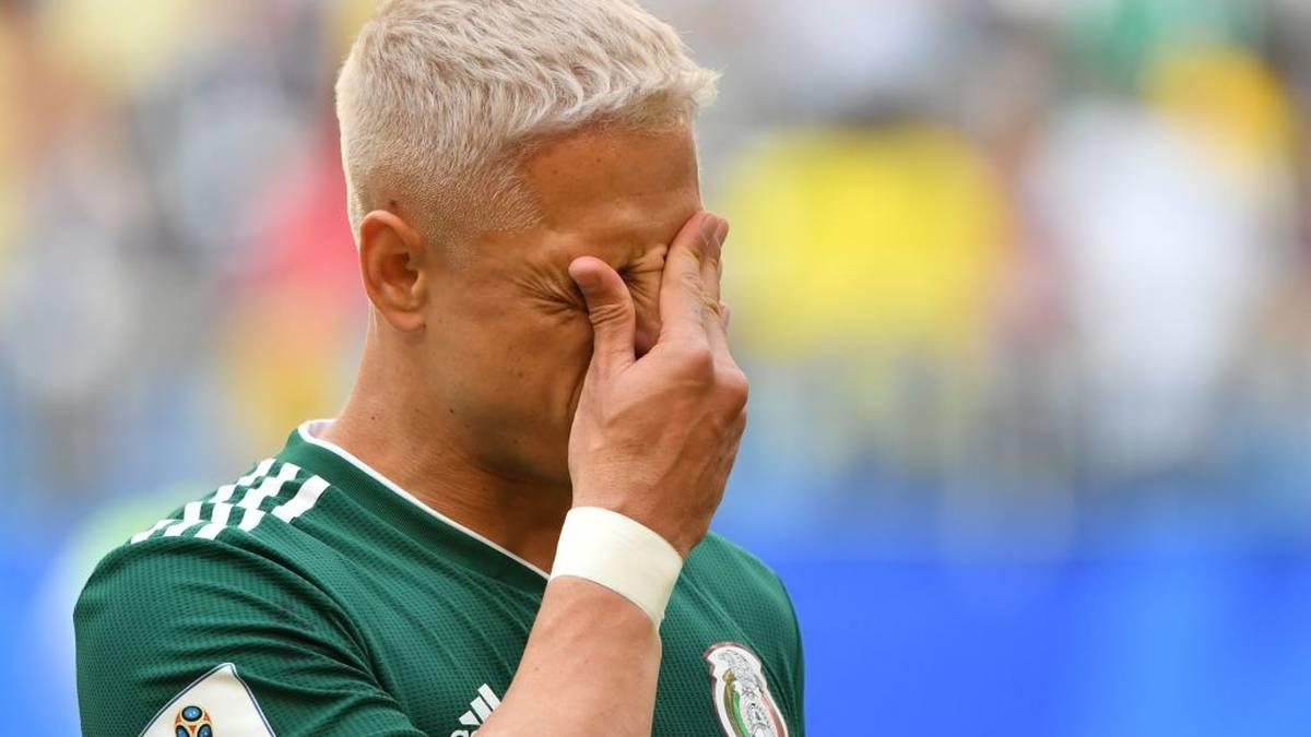 Der Großvater des früheren Leverkuseners Chicharito ist gestorben