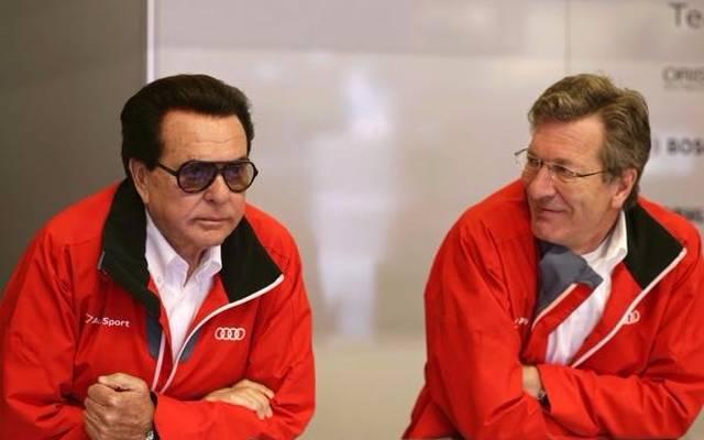 Reinhold Joest und Ralf Jüttner werden nun die Mazda-Autos in der IMSA betreuen