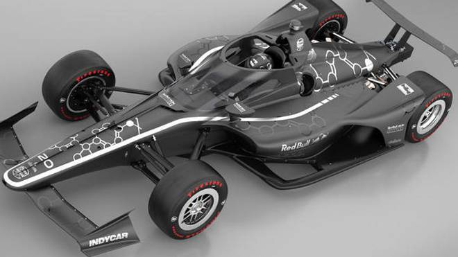 IndyCar-Bolide mit Aeroscreen soll ab der Saison 2020 Alltag sein
