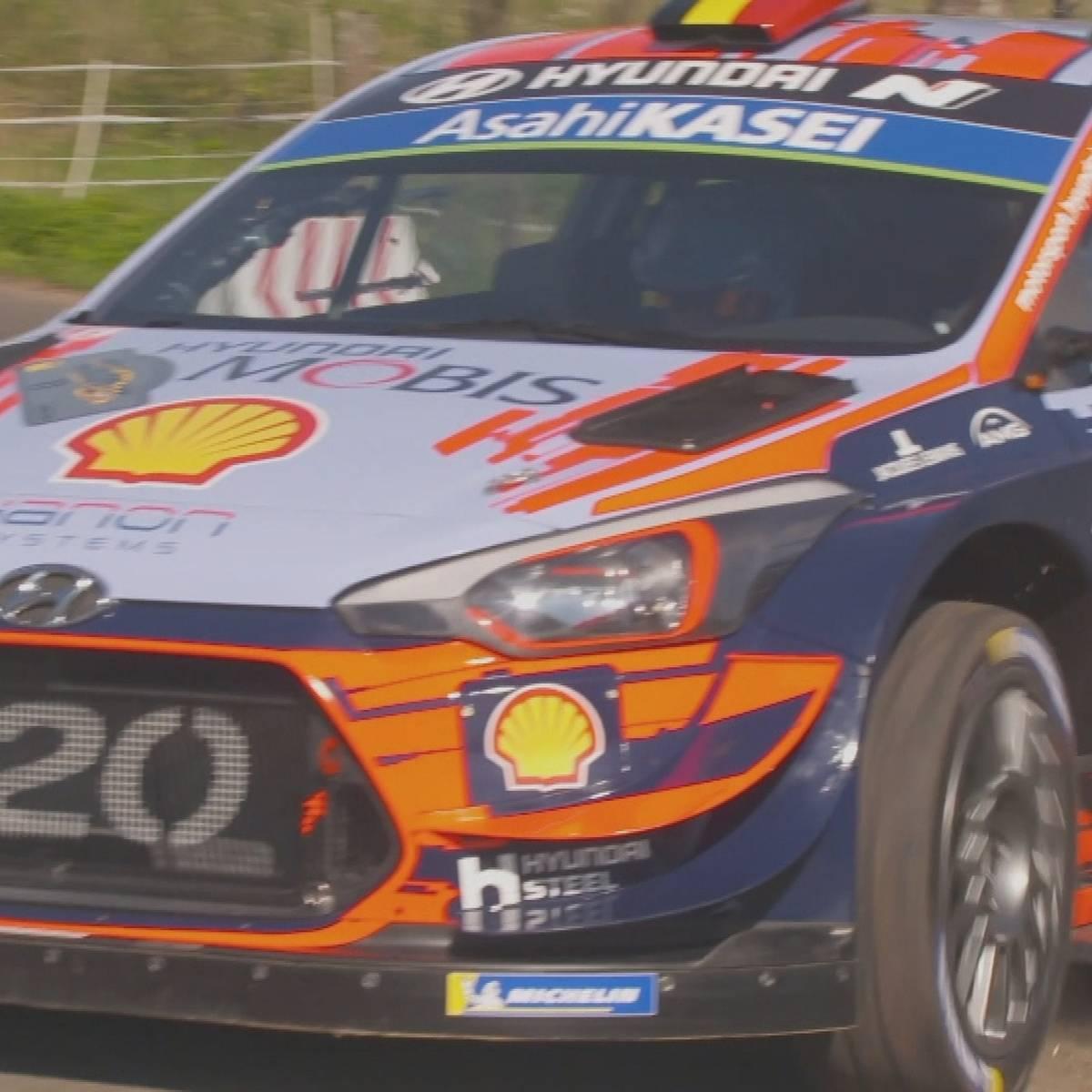 WRC: Kroatien-Premiere auf SPORT1