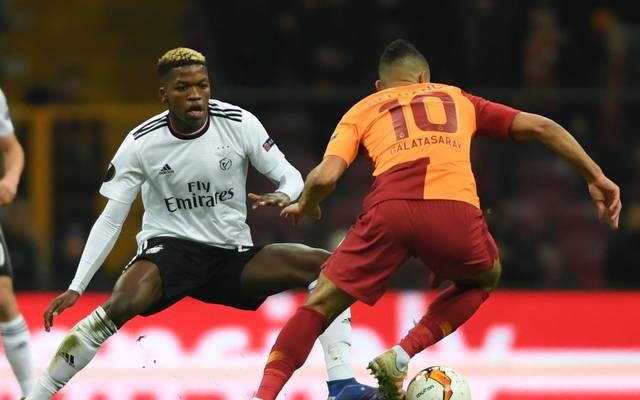 Florentino Luis soll im Spiel gegen Galatasaray vom BVB beobachtet worden sein