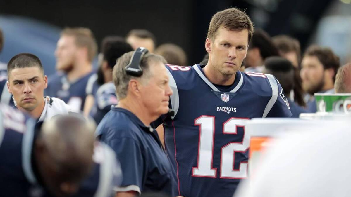 """Brady-Trainer kritisiert Belichick: """"Wie 20-Jährigen behandelt"""""""