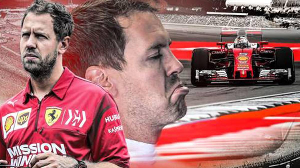 Schlechter hätte der Saisonstart für Sebastian Vettel und Ferrari kaum laufen können. Die Scuderia erlebt im Rennsport aktuell den Fall vom Mythos zur Lachnummer