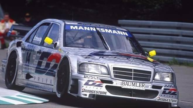 Die ITC-Autos der Jahres 1995 und 1996 waren rollende Labore