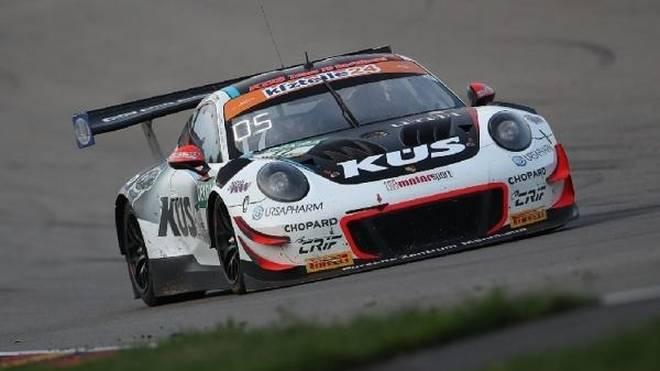 Timo Bernhard fuhr auf die Pole-Position - allerdings nur nach Berufung
