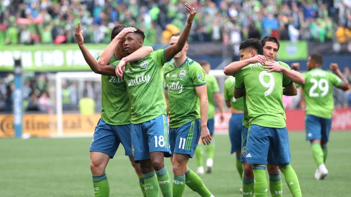 Die Seattle Sounders sind MLS-Champion